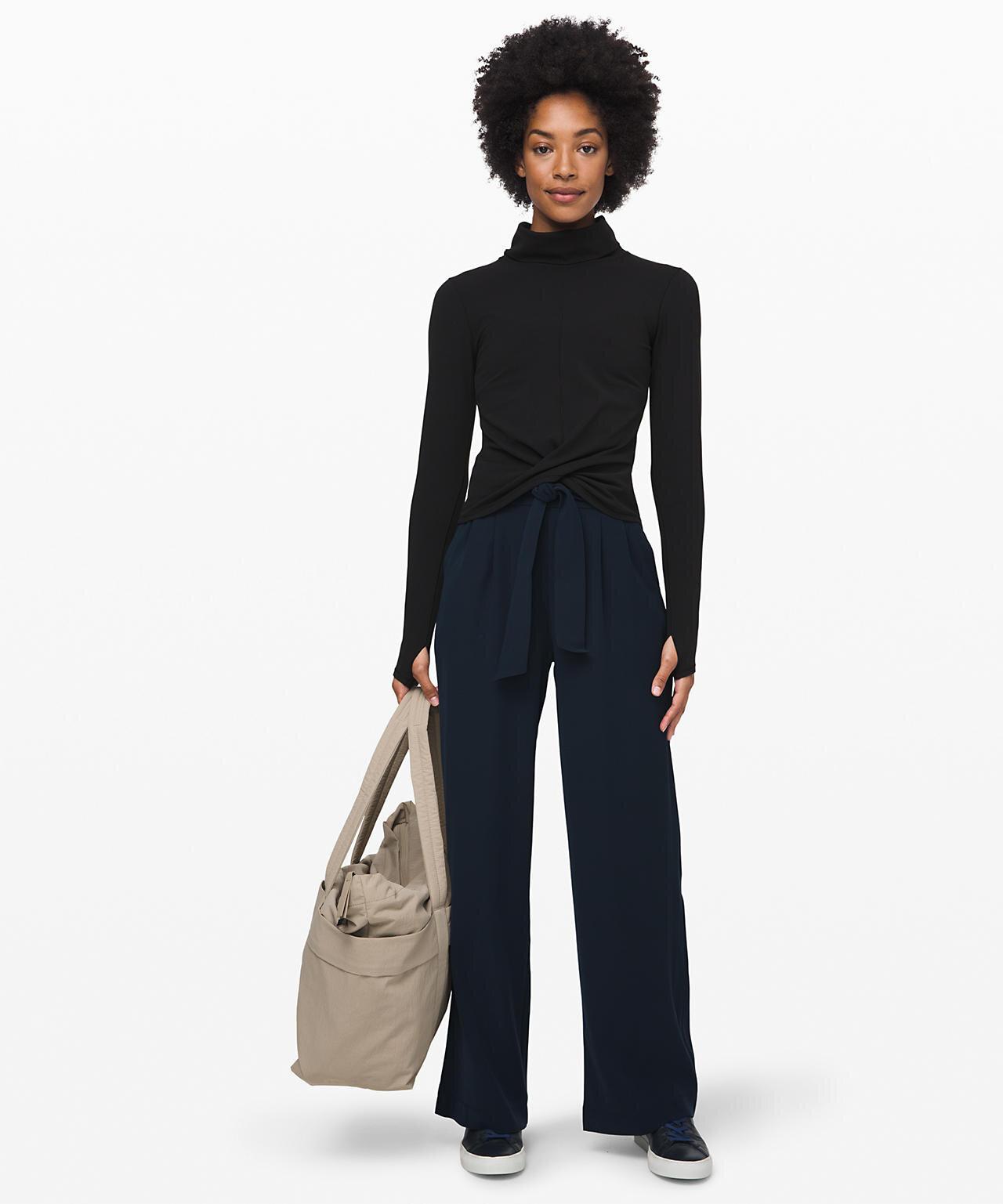 Black Noir Pants