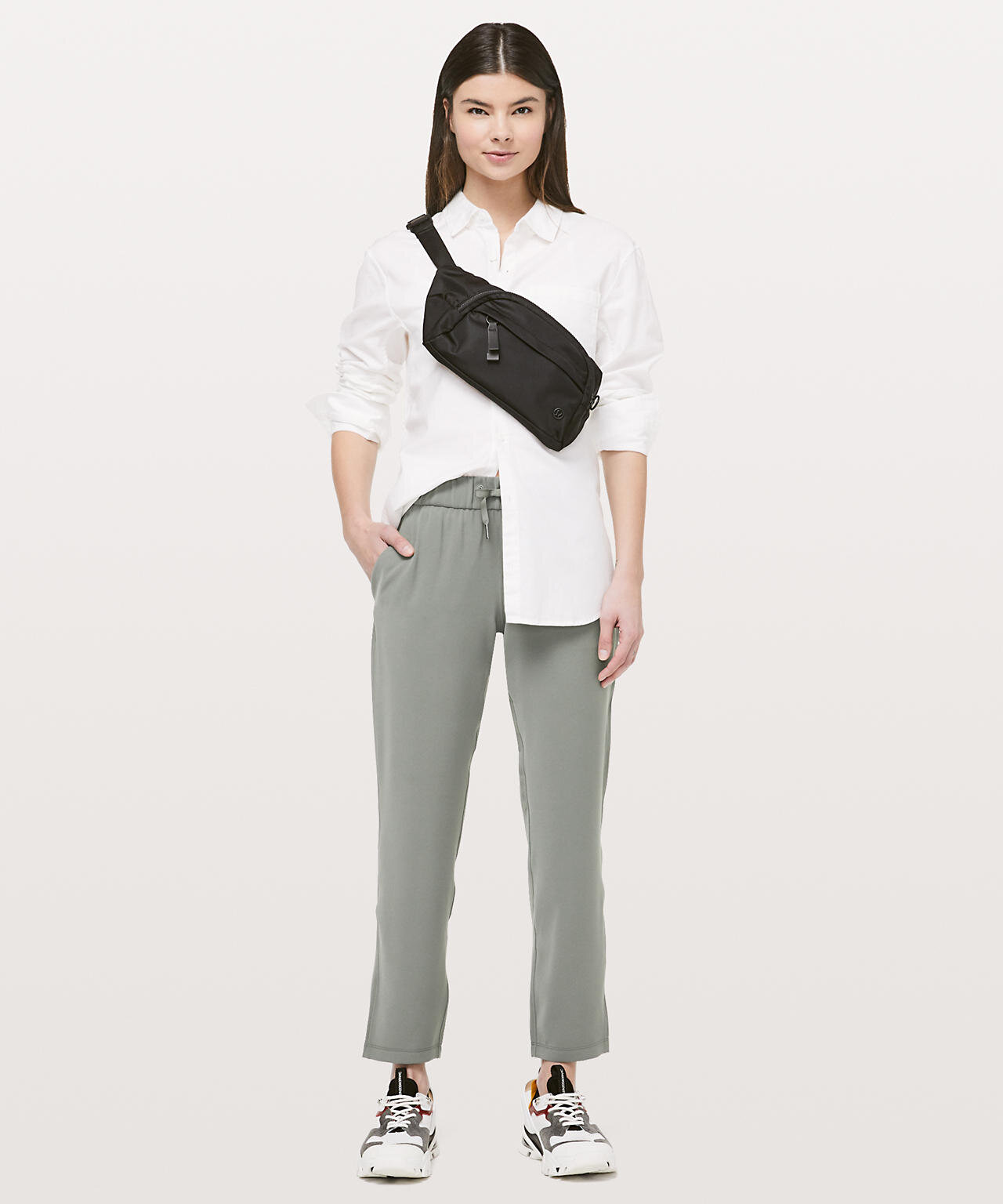 On The Fly Full Length Woven Pants
