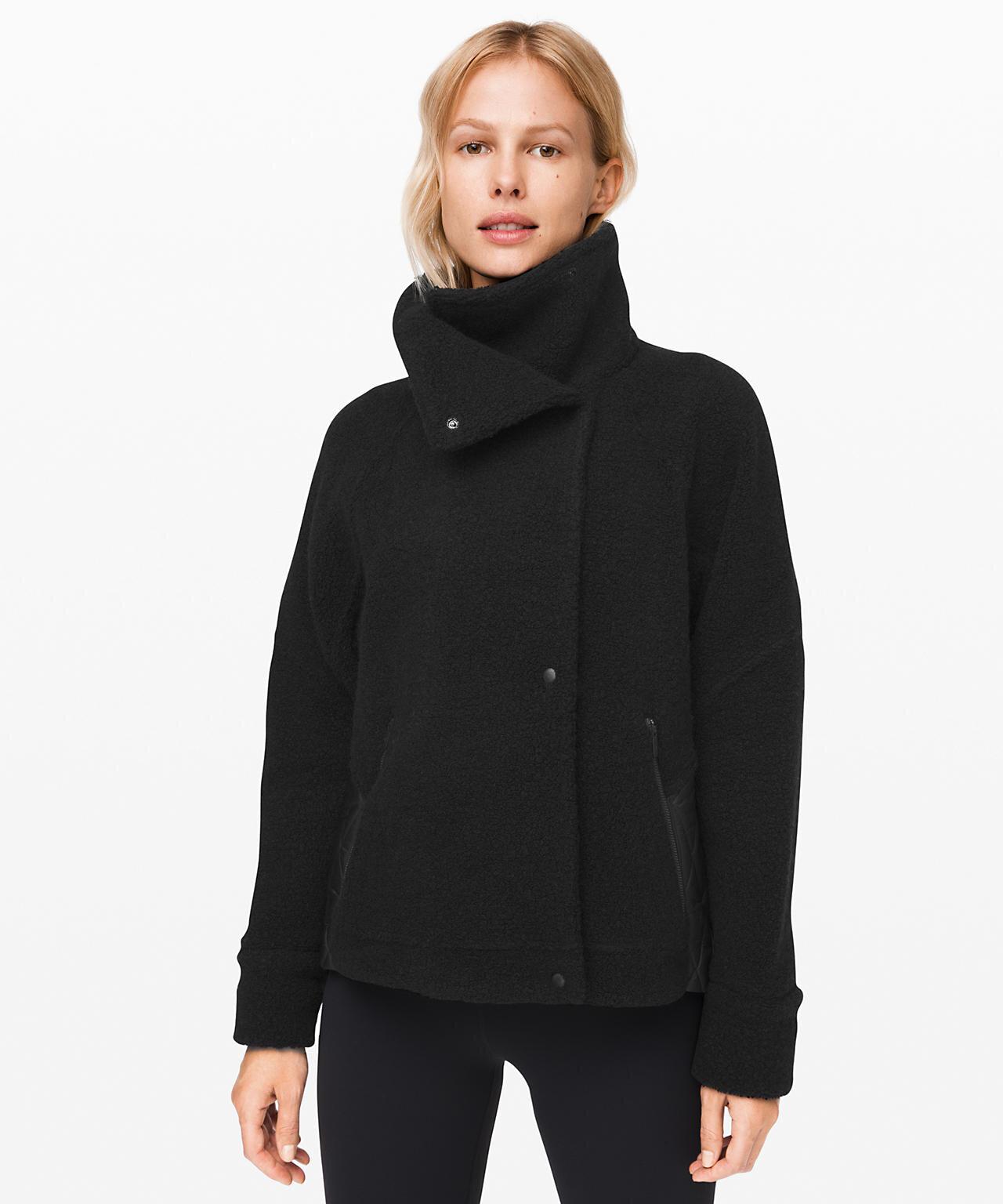 Show Me the Sherpa Jacket