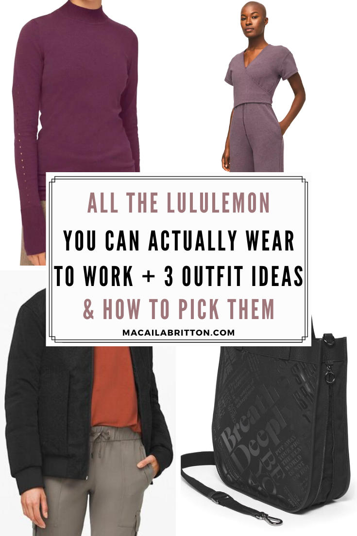 Outfit ideas you can wear to work