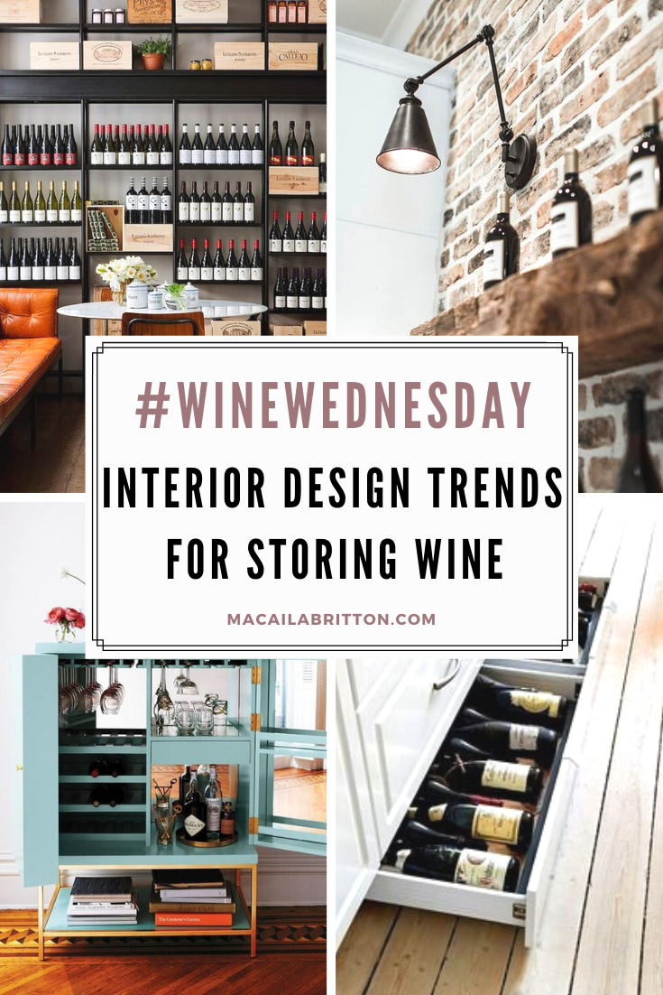 The coolest ways to store wine at home
