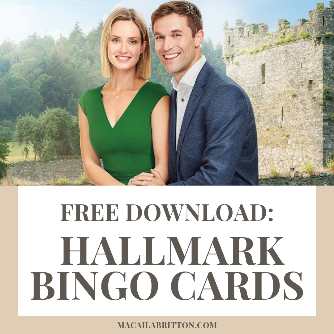 Hallmark Channel Movies and Free Games For The Christmas Holiday