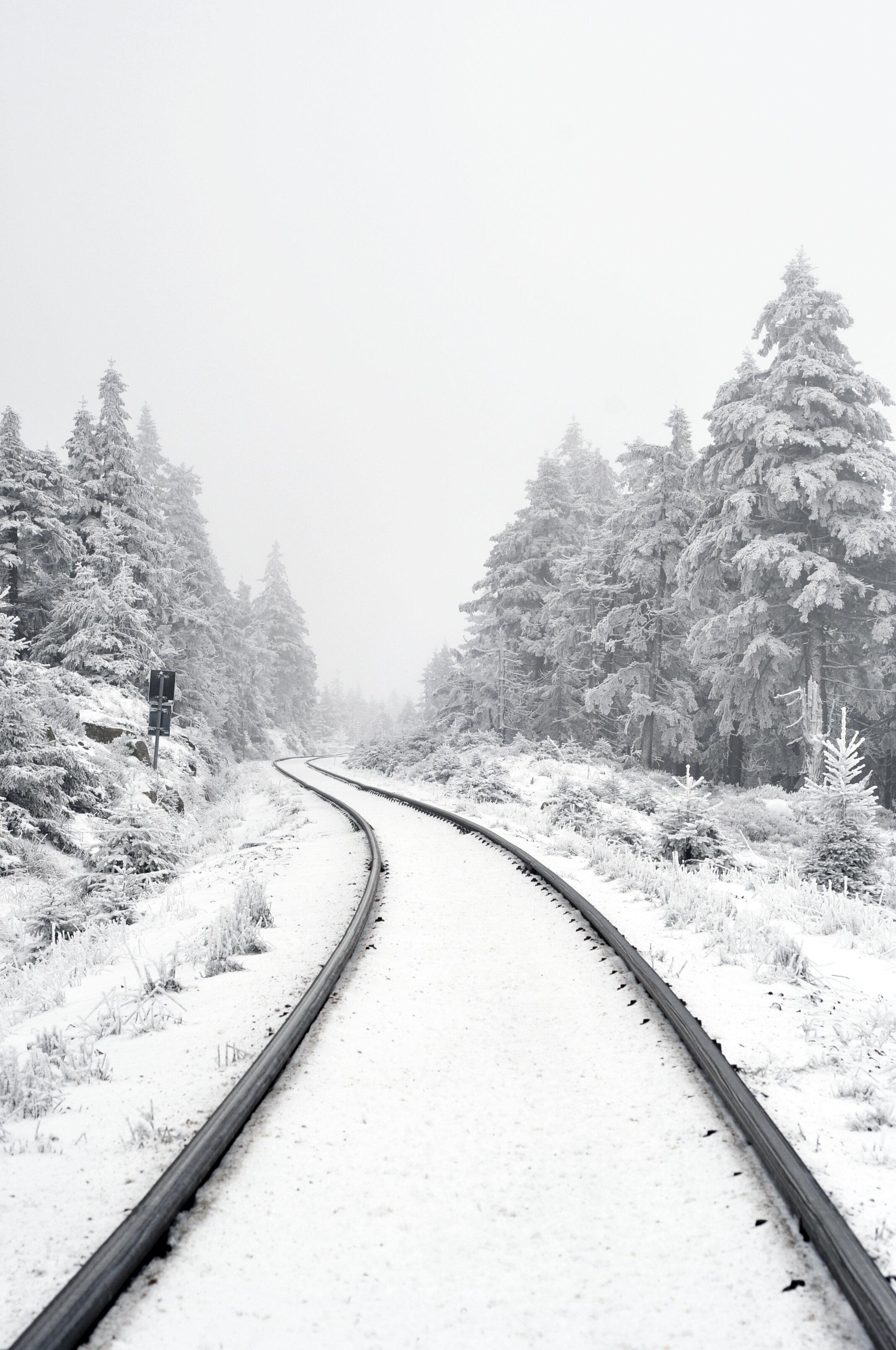 Unsplash Winter Snow Image