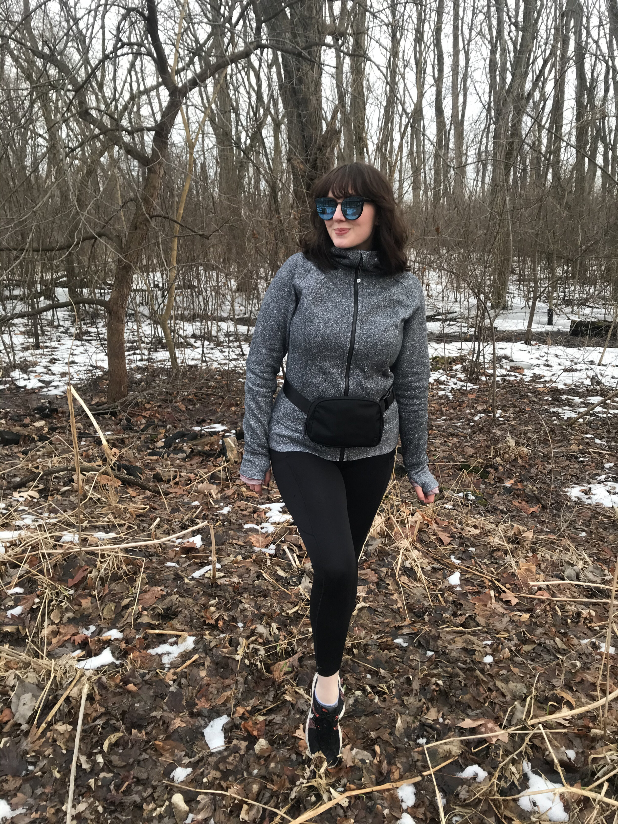 Macaila Britton Chiacgoland Walking Paths