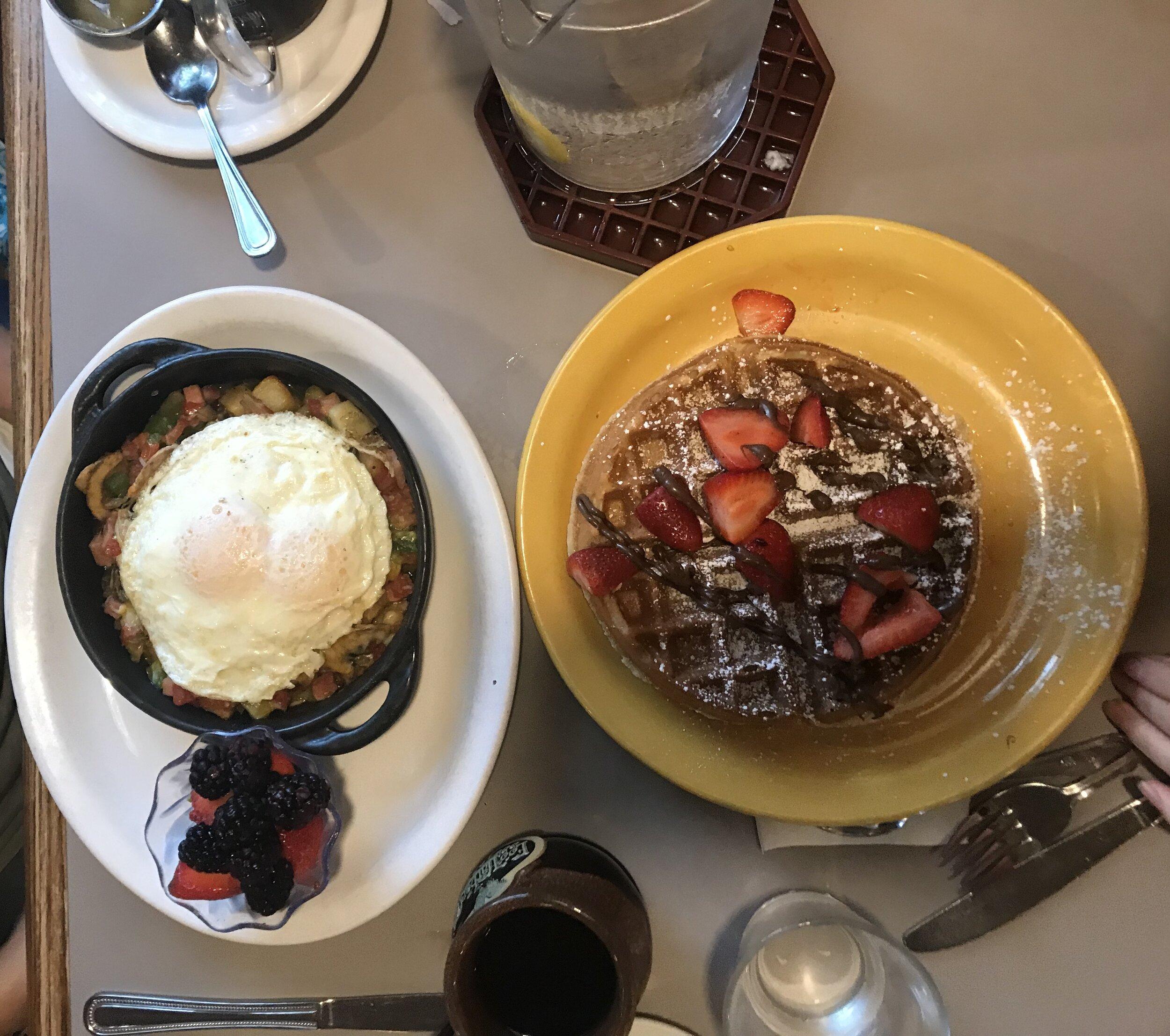 Egg Harbor Cafe Naperville Brunch Review Gluten Free