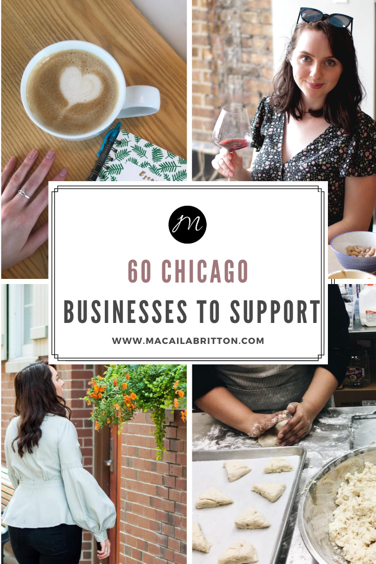 Chicago Small Businesses to Support During the Pandemic