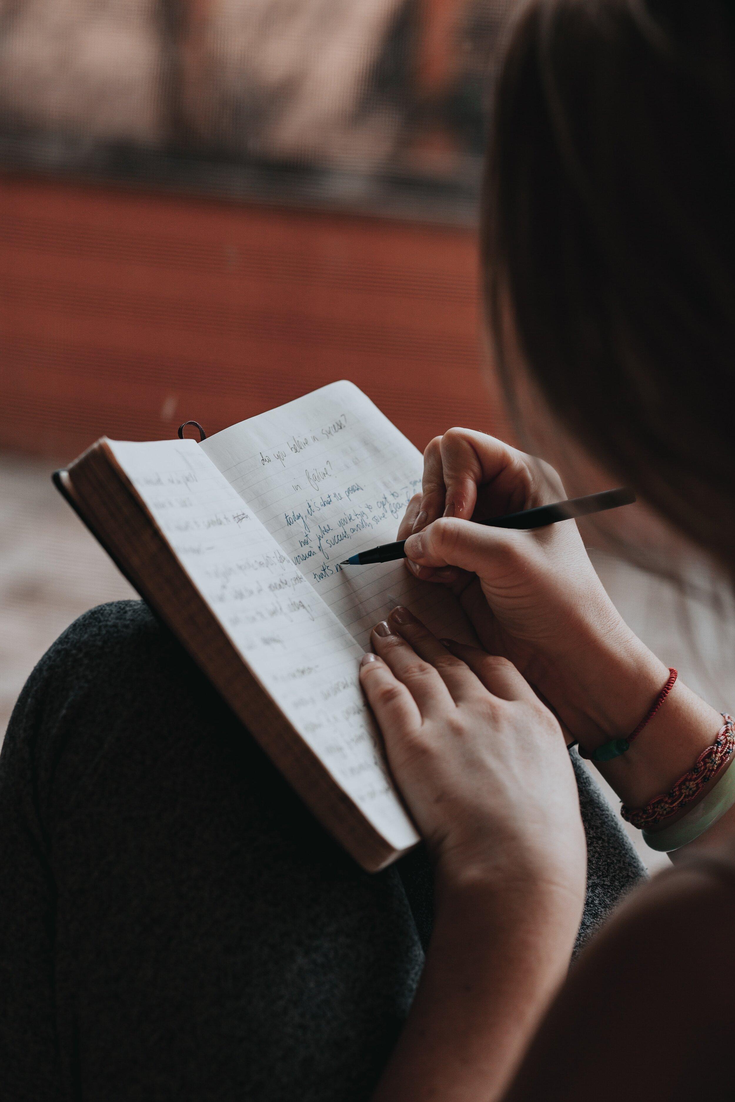 #JournalingJanuary A Page A Day To Keep Stigma Away