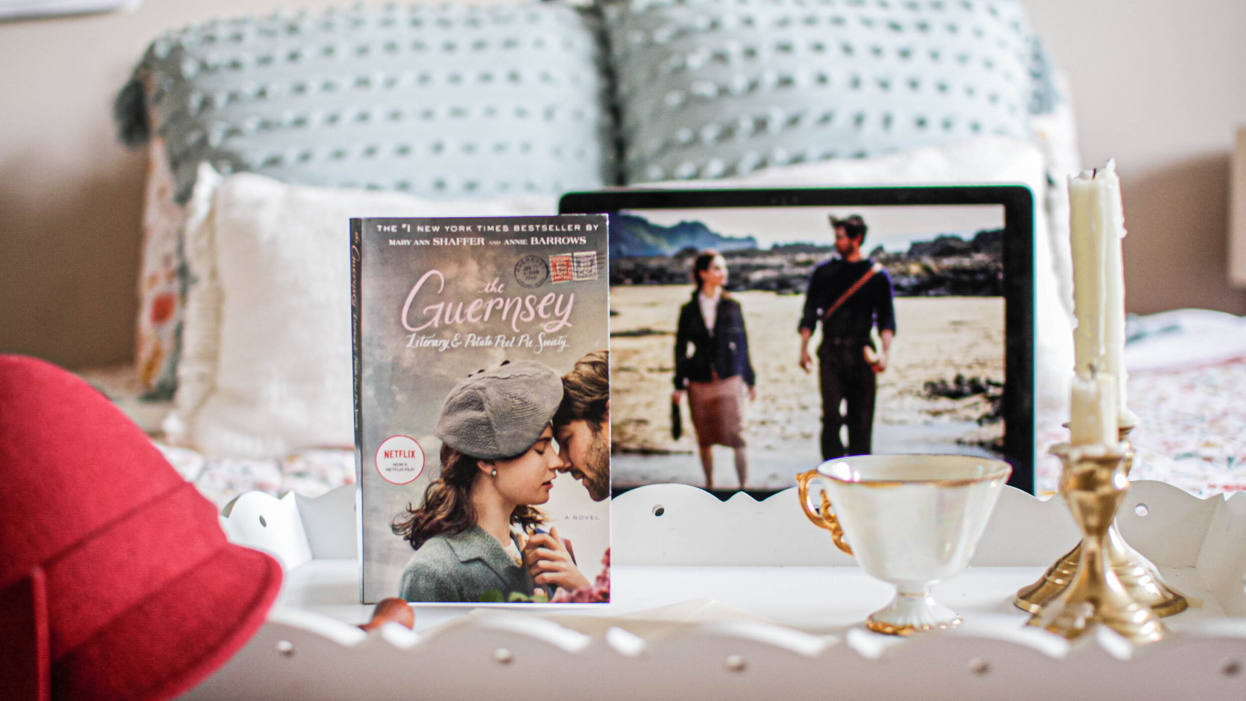 The Guernsey Literary and Potato Peel Pie Society World War II Love Story Movie and Book