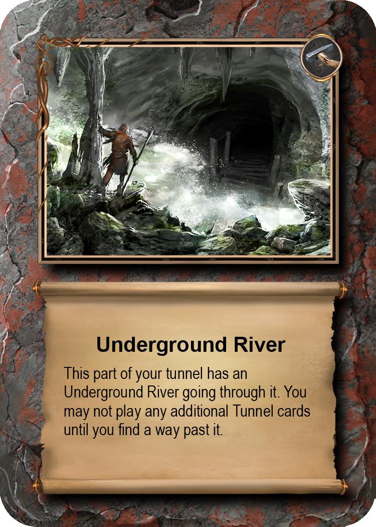 SAMPLE TUNNEL DELAY  Underground River