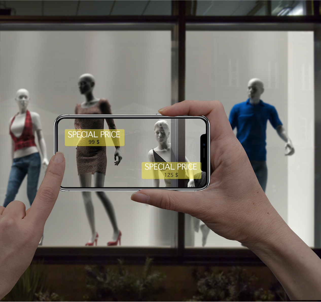 AR and VR Retail is here