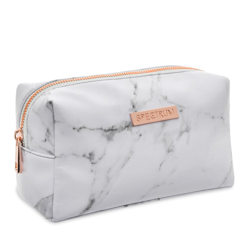 Spectrum  Collection Marbled Cosmetics Bag