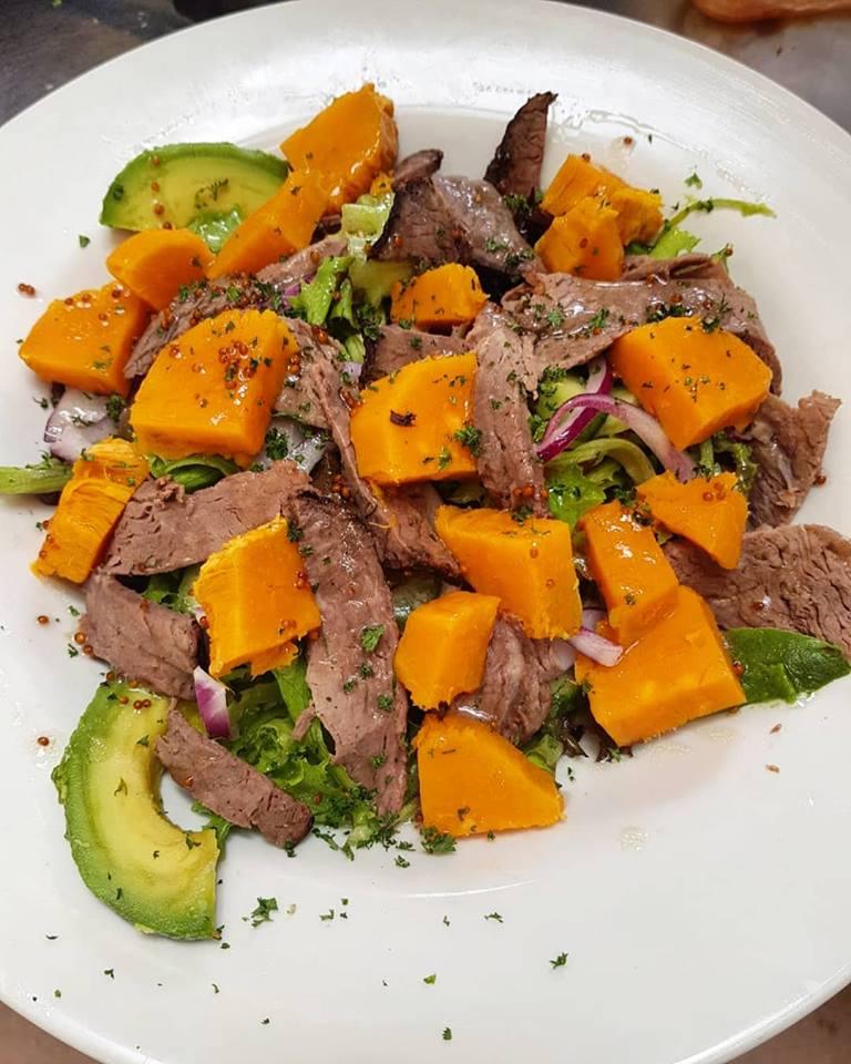 sweet pea restaurant beef