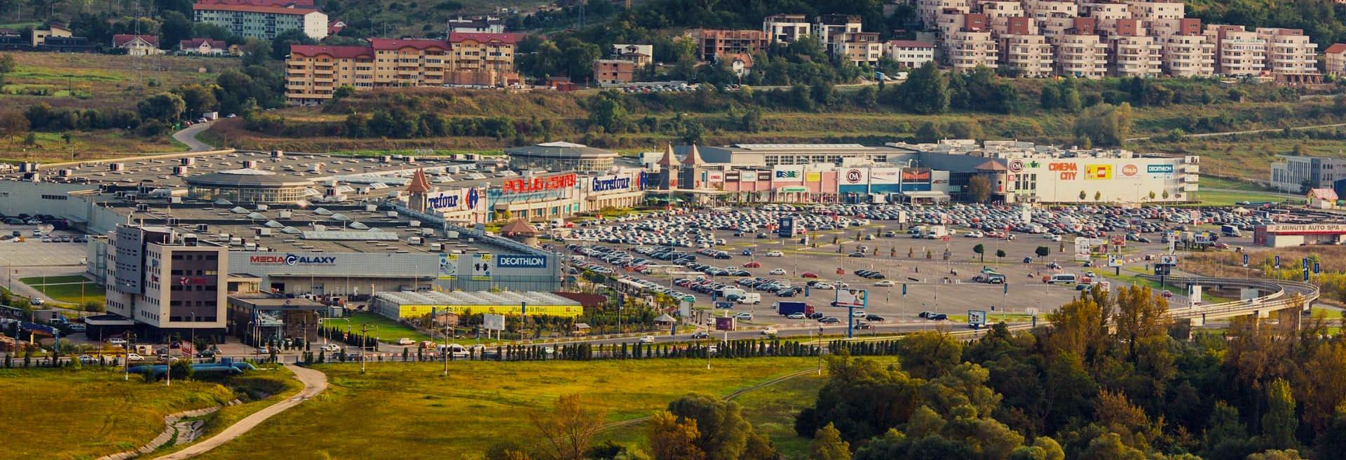 Polus Mall, Cluj