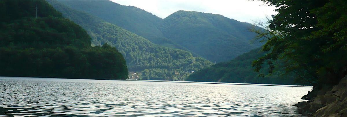 Tarnita - One of the beautiful lakes in the Apuseni Mountains