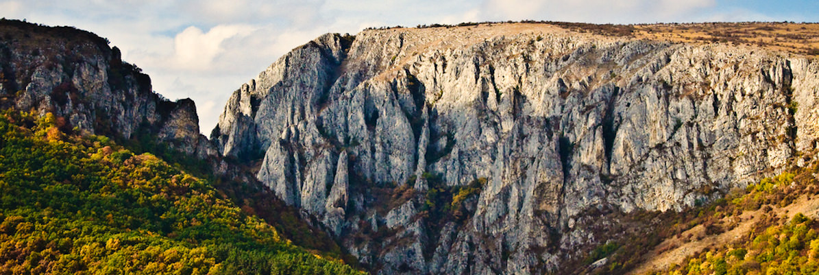 Majestic alpine landscapes nearby Cluj (copyright:  creative commons )