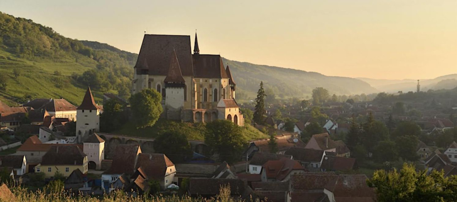 Biertan fortified church (copyright:  creative commons )