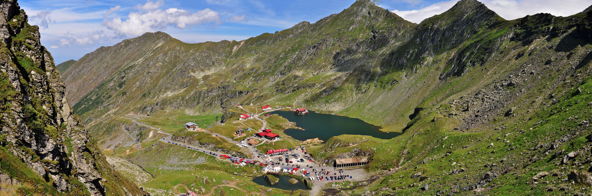 Transfagarasan (copyright:  creative commons )
