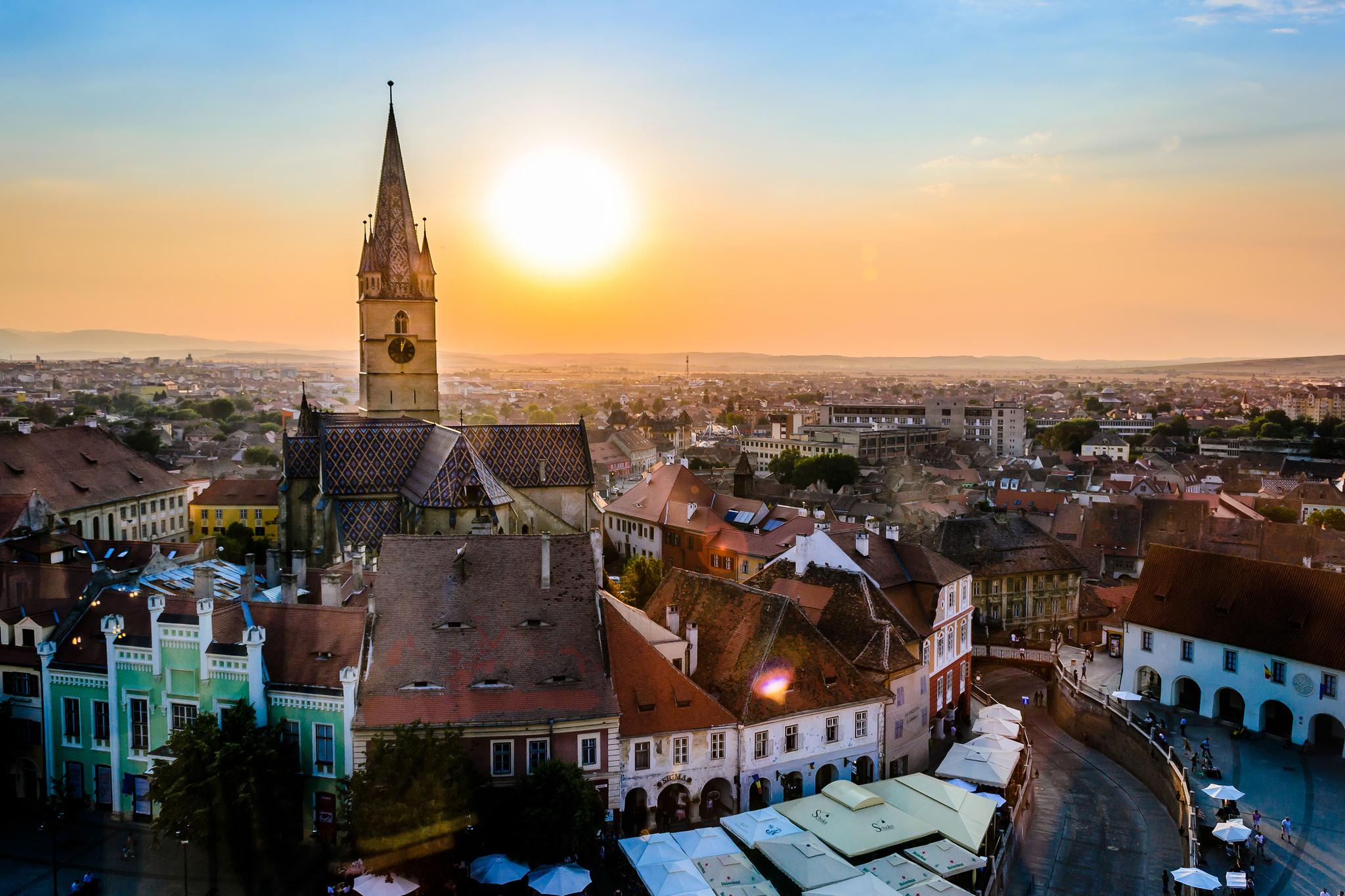 Hermannstadt | Sibiu, Transylvania (copyright:  creative commons )