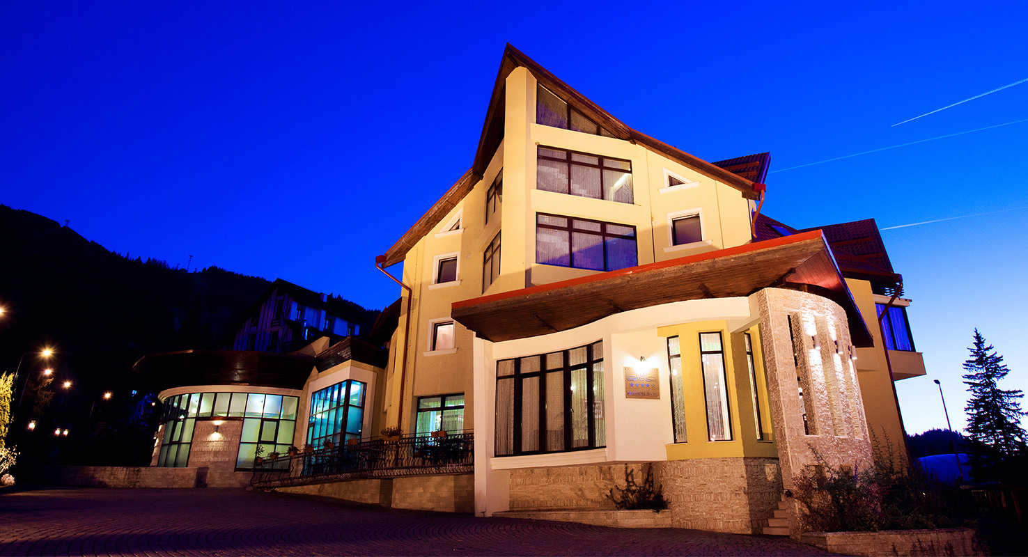 Denisa Boutique Hotel, Poiana Brasov, Brasov ( image source )