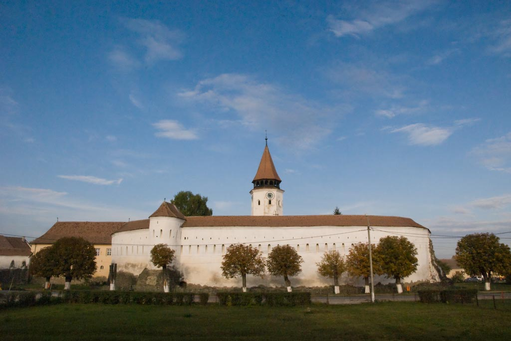 Fortified Church of Tartlau (Prejmer) (copyright:  creative commons )