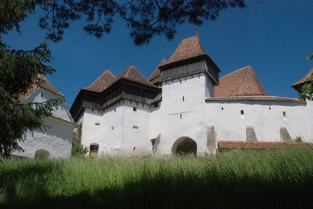 Viscri Fortified Church(copyright:  creative commons )
