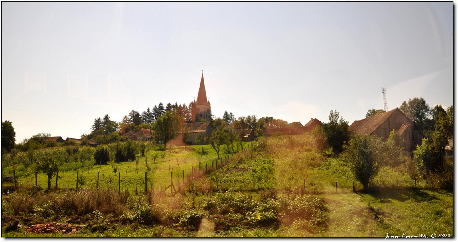 Cincu Evangelische Kirche (copyright:  creative commons )