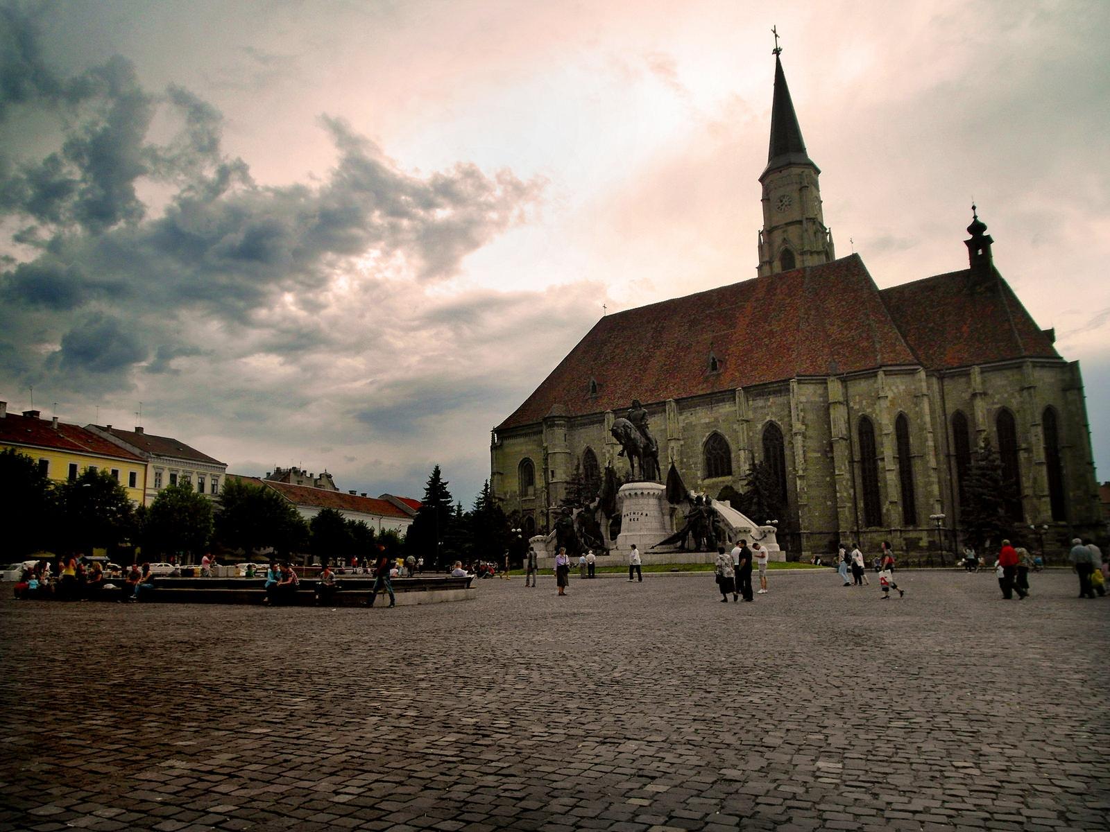 Saint Michael's Church (copyright:  creative commons )