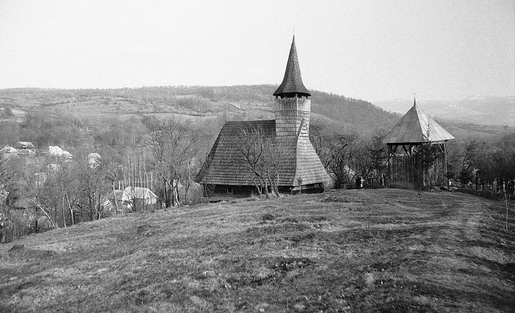 The Wooden Church of Sarbi Susani (copyright:  creative commons )