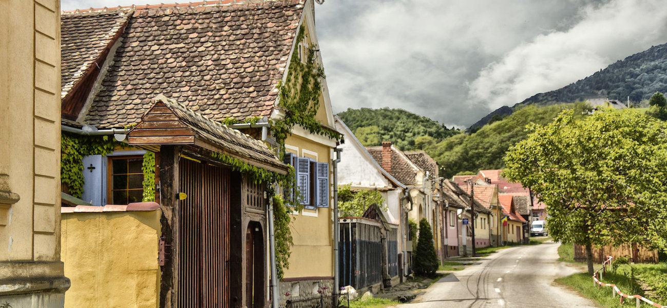 The Outskirts of Sibiu