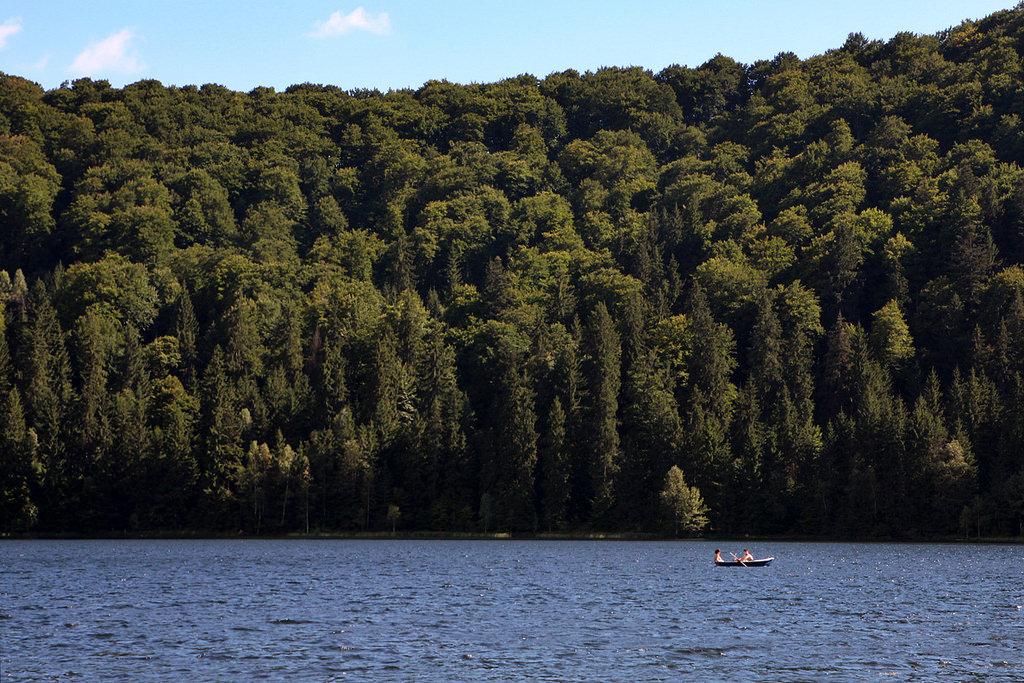Lacul Sfanta Ana (copyright:  creative commons )