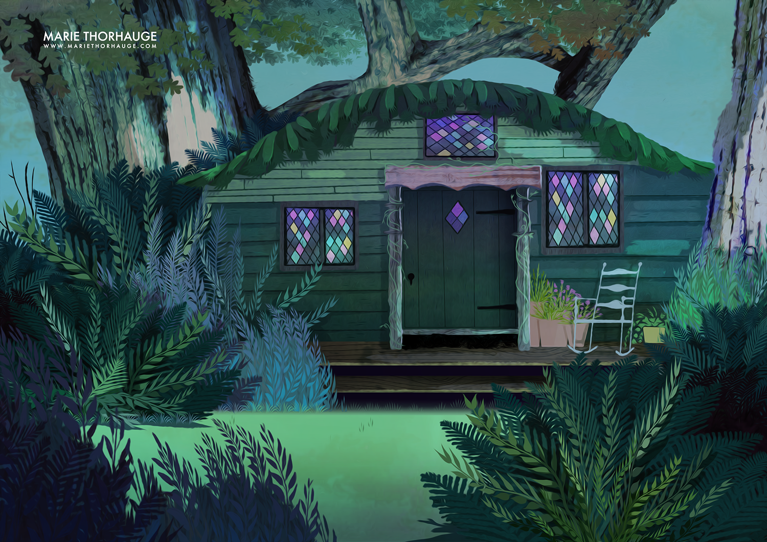 2014_Marie-Thorhauge_witchhut.png