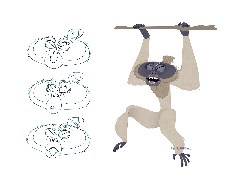 2015_Marie-Thorhauge_Monkey.png