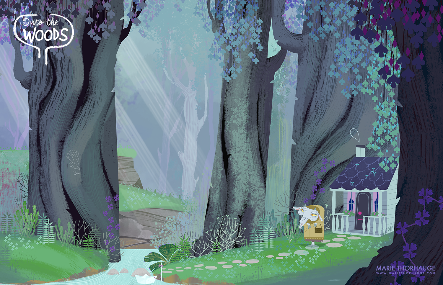 2016_Marie-Thorhauge_Into-the-woods.png