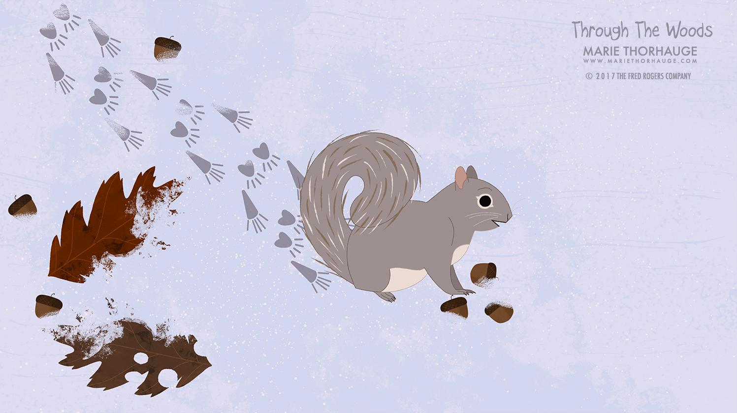 Marie-Thorhauge_Through-The-Woods_Squirrel_winter.jpg