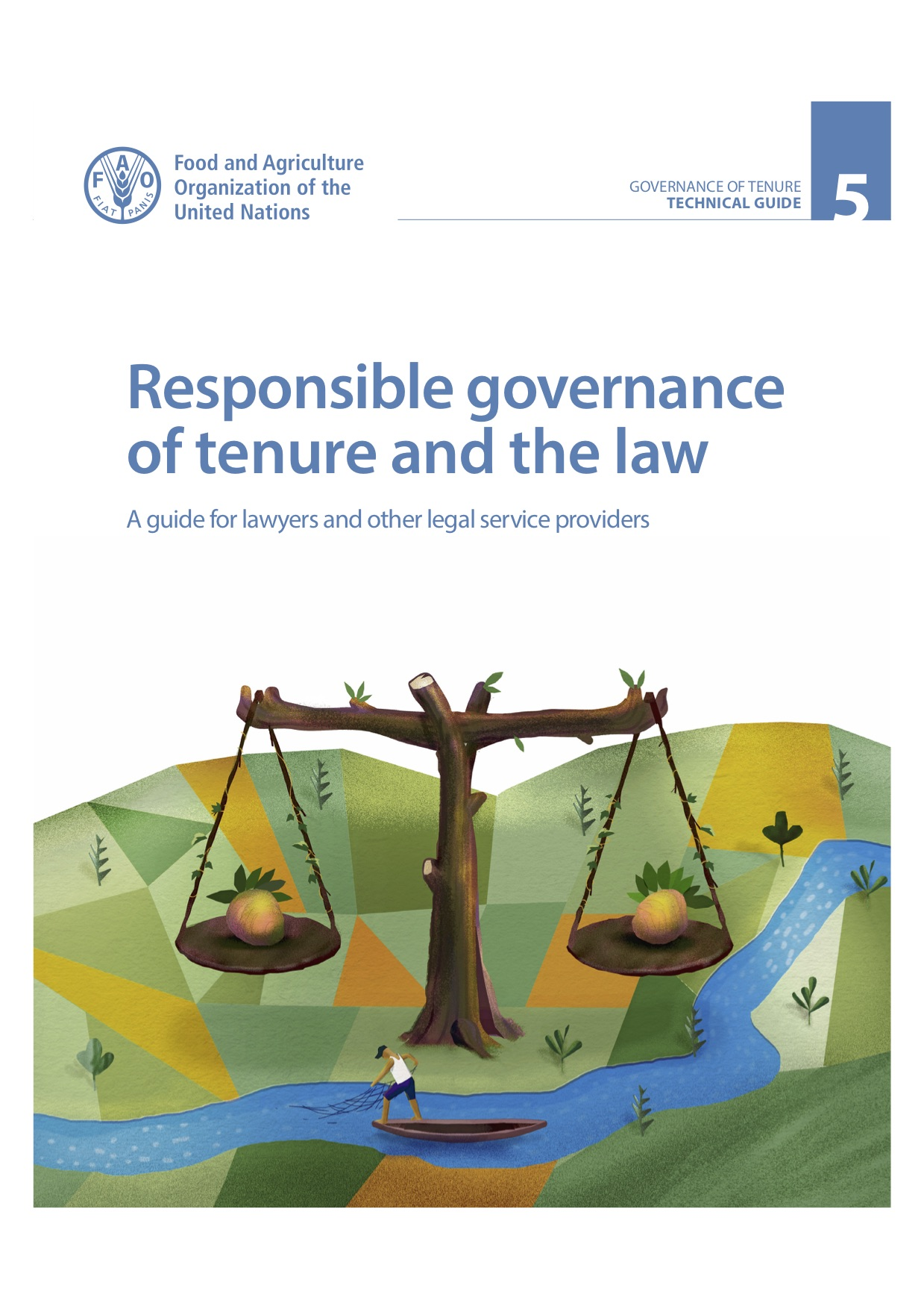 - Co-author of a guide to support lawyer's application of the Committee on World Food Security's Voluntary Guidelines on the Governance of Tenure of Land, Fisheries, and Forestry