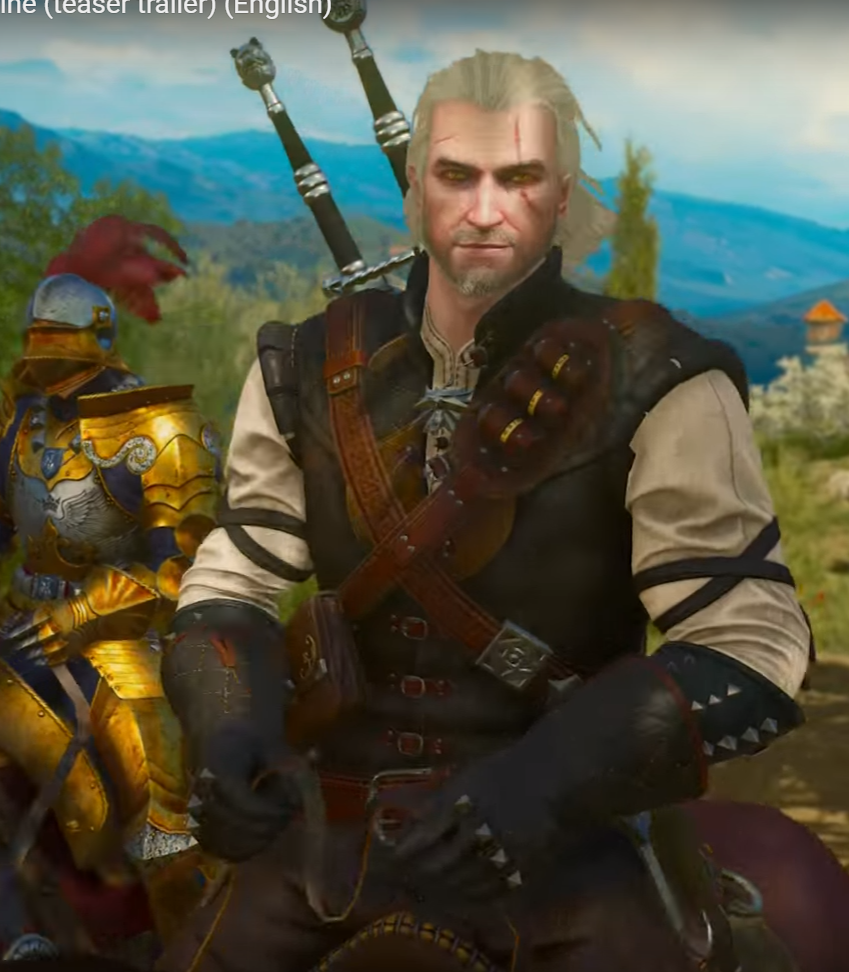 Geralt of Rivia - Witcher Series