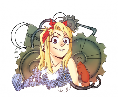 Winry Rockbell - Full Metal Alchemist Brotherhood