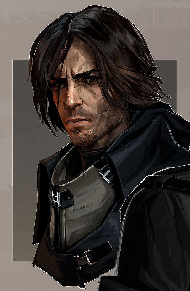Corvo Attano - Dishonoured Series