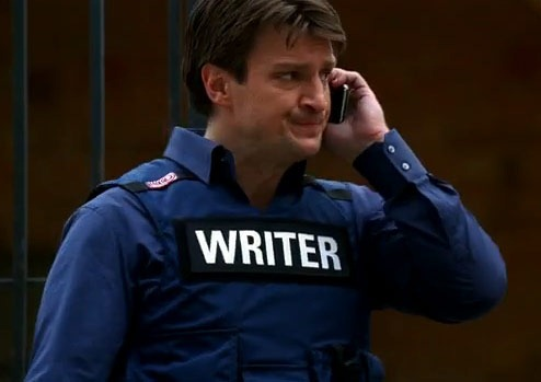 Richard Castle - Castle TV series