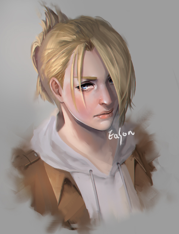 Annie Leonhart - Attack on Titan