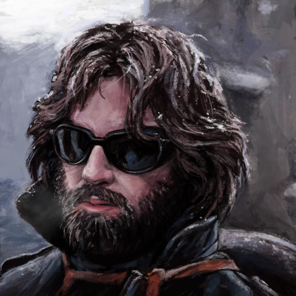 R.J. MacReady - The Thing