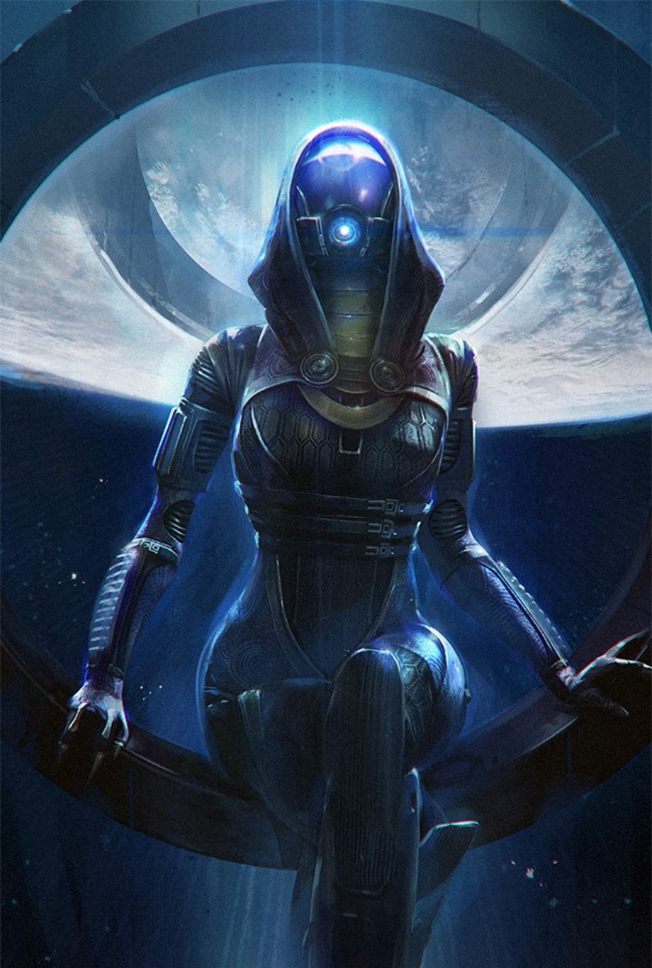 Tali'Zorah narr Rayya (Vas Normandy) - Mass Effect Series