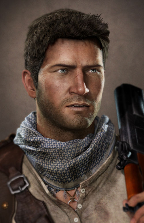 Nathan Drake - Uncharted Series