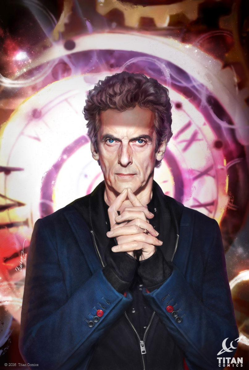 12th  The Doctor - Doctor Who