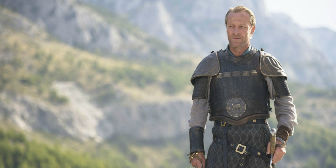 Jorah Mormont - Game of Thrones