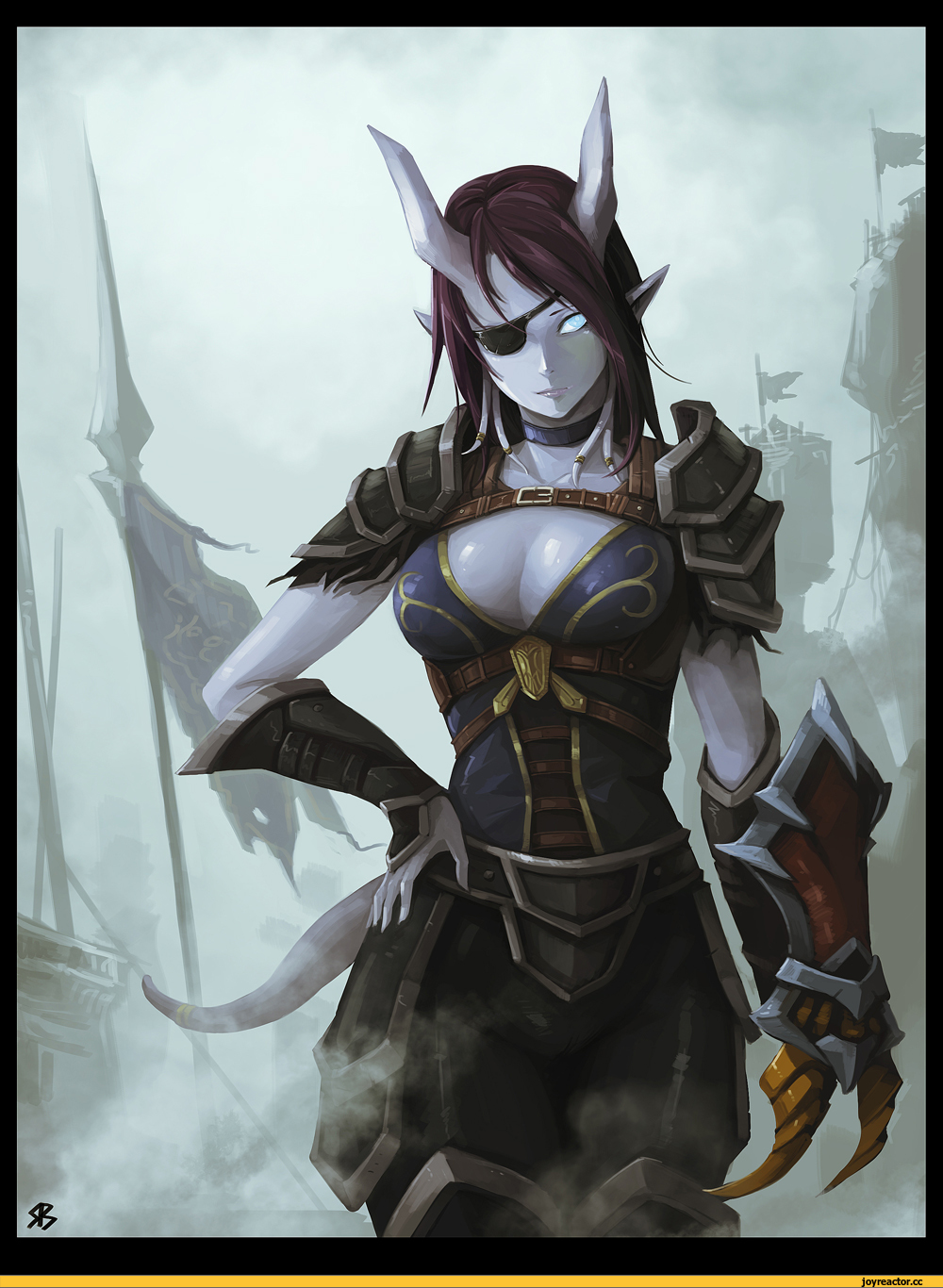 Draenei-monk-World-of-Warcraft-Игры-1559988.jpeg