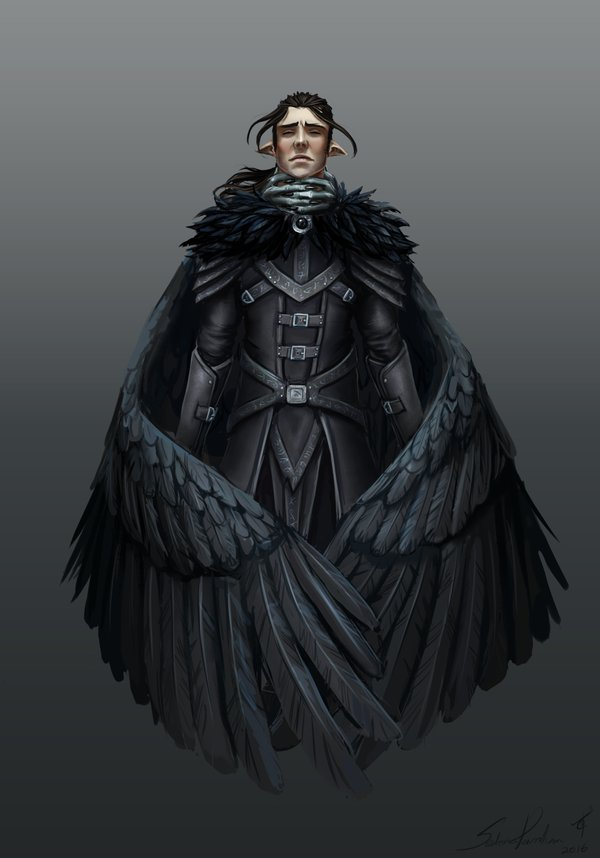 Vax'ildan - Vox Machina