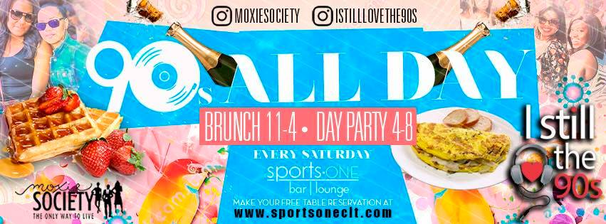 Log on to www.sportsoneclt.com to make your free table reservation.