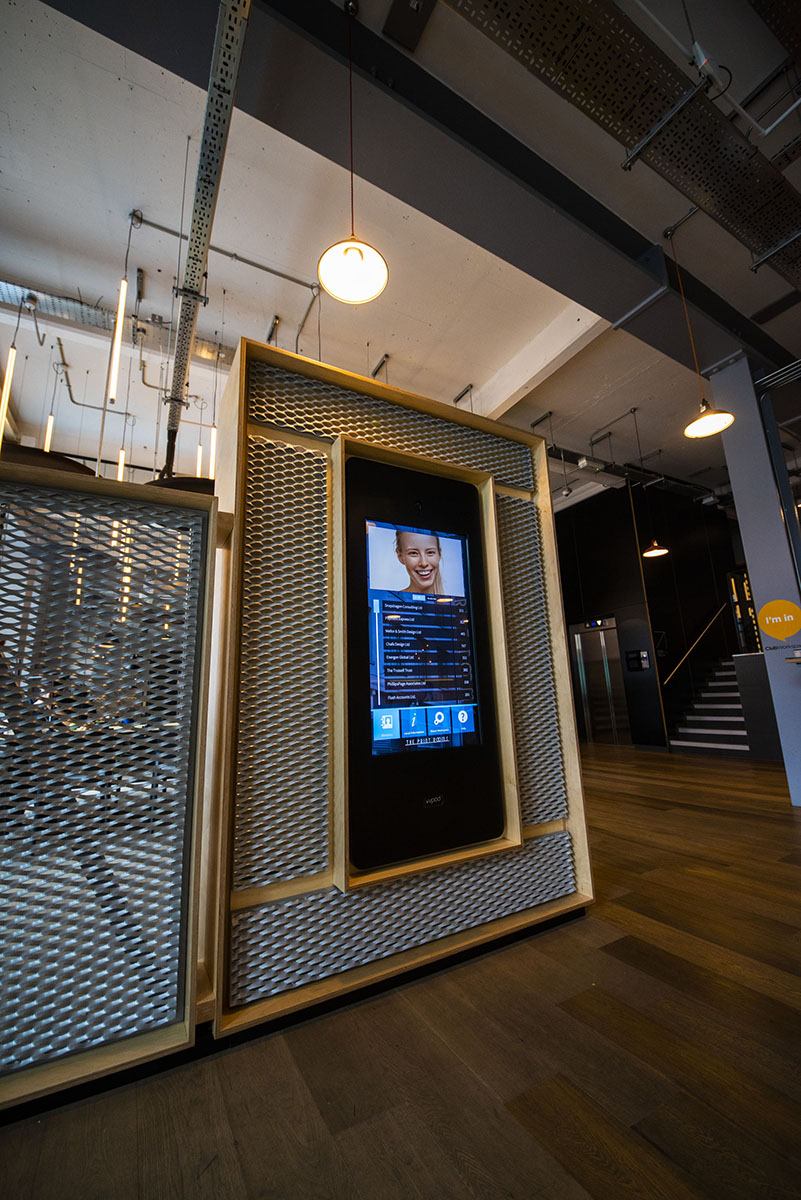 Workspace Group use Vgreet to streamline services to visitors and tenant in their busy London spaces.