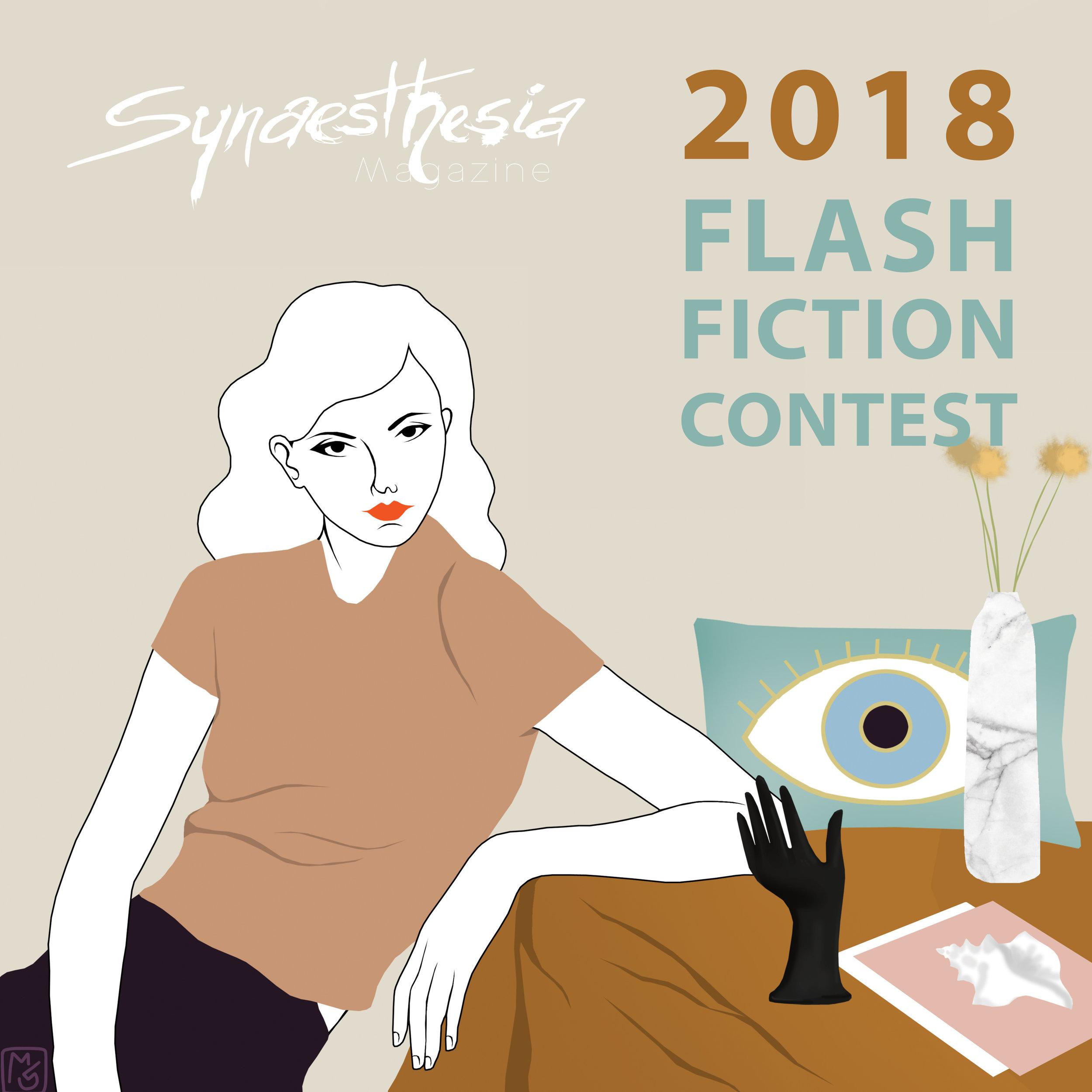 Synaesthesia Magazine Flash Fiction Contest